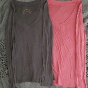 Old Navy Perfect Fit LS Tees